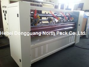Thin Blade Slitting and Creasing Machine pictures & photos
