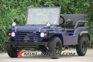150cc Mini Jeep Willys Jw1101 pictures & photos