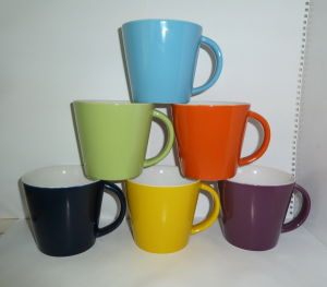 Ceramic Color Mug pictures & photos