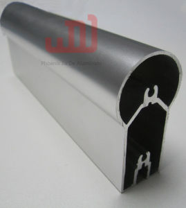Aluminum Polished Profile for Shower Enclosure
