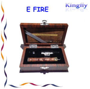 Variable Voltage E-Fire Wooden Mechanical Mod E-Cigarette