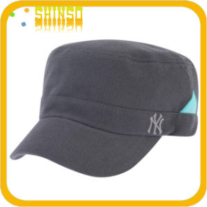 100% Cotton Baseball Military Cap (MC016SST)