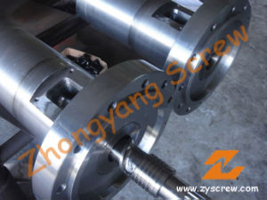 Groove Type Screw Barrel for Pipe Extrusion Machine pictures & photos