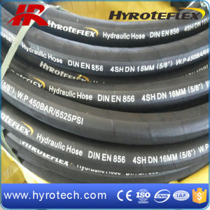 Good Prices for Hydraulic Hose DIN En856 4sh pictures & photos