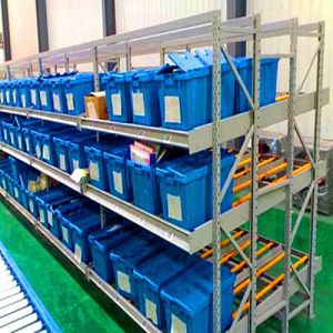 Warehouse High Quality Carton Flow Rack