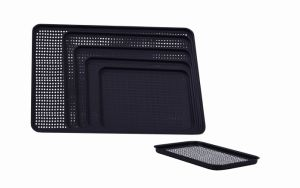 Alu Perforated Baking Tray pictures & photos