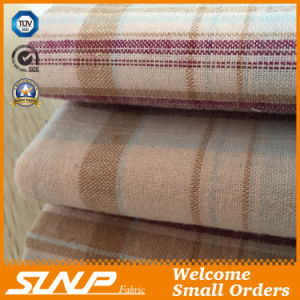 Hot Sale Plaid Yarn Dyed Cotton Flannel Fabric for Shirts