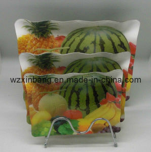 Food Tray, Fruit Plate