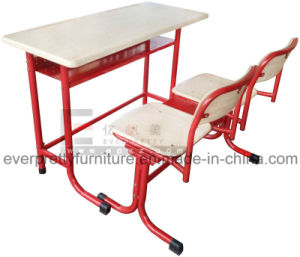 New Classroom Furniture Table Chair in Our Factory pictures & photos