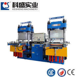 Rubber Press Molding Machine for Rubber Silicone Products (KS400V4) pictures & photos