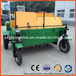 Self Propelled Compost Turner Machine pictures & photos