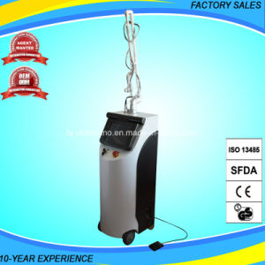 Fractional CO2 Laser Stretch Marks Removal Beauty Machine