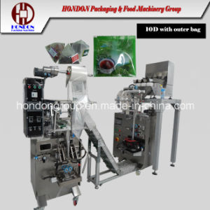 Double Nylon Pyramid Bag Packing Machine (DXDCH-10E) pictures & photos