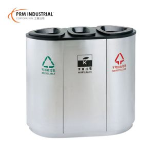 Classification Stainless Steel Dustbin & Outdoor Wastebin pictures & photos