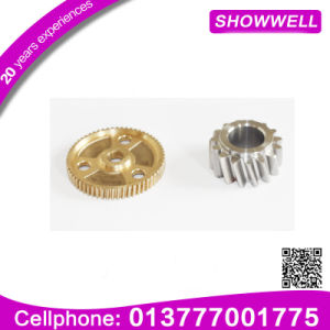 High Quality Precision Machine Use Brass Gear From Chinese Manufacturer Planetary/Transmission/Starter Gear