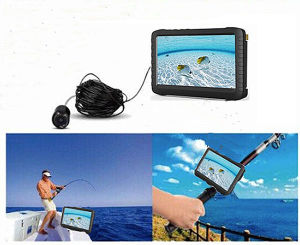 Underwater Mini Fishing Camera (520tvl Wide View 90 Degree Underwater 50m IR 850nm Lights) pictures & photos