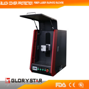 Fiber Laser Marking Machine for Jewellry pictures & photos
