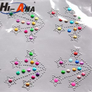 Manufacuring Oeko-Tex Standard Various Colors Rhinestone Hotfix Transfer pictures & photos