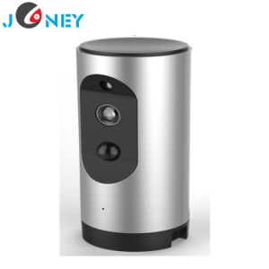 Real-Time Remote Voice Intercom (2 Way Talk) WiFi IP Camera pictures & photos