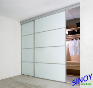3mm to 6mm Back Painted Glass, Lacquered Glass, Lacobel Decorative Glass pictures & photos