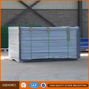 Hot-Dipped Galvanized Safety Temporary Construction Site Fencing pictures & photos