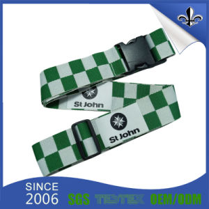 Customize Printed Travel Fashion Luggage Belt Strap for Promotion pictures & photos