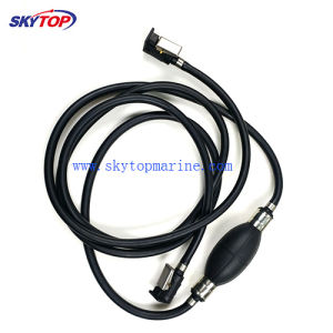 Outboard Fuel Pipe Comp  for YAMAHA (6Y1-24306-02) /fuel pipe joint/primer  pump/hose6mm/hose8mm/oil tank)
