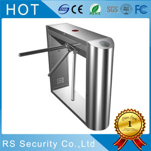 Retractable Smei-Auto IR Sensor Waist Height Turnstile