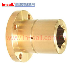 CNC Turning Part of Copper Accessories pictures & photos
