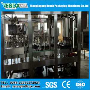 Glass Bottle Juice Bottling Equipment/Aseptic Glass Bottle Filling Machine pictures & photos