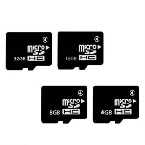 Full Capacity Micro SD TF Flash Card 4G 8g 16g 32g 64G Memory Card pictures & photos