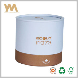 Tube Shape Round Cardboard Box for Packaging pictures & photos
