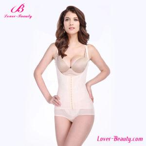 40a2d91fa9343 China Hexin Fashionable Nude Steel Boned Sexy Mature Shapewear ...