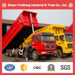 Dongfeng 8X4 45t Tipper Truck/Dump Truck for Sale pictures & photos