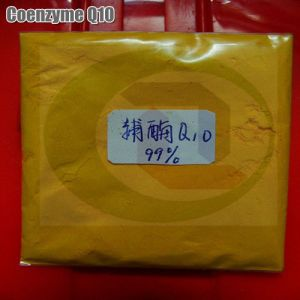 High Purity Coenzyme Q10 CAS: 303-98-0 Factory Price pictures & photos