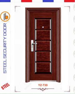 Steel Entrance Door/ Iron Door pictures & photos