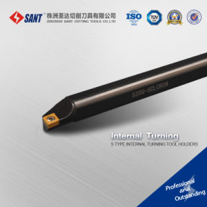 S Type Internal Turning Tools Boring Bar with Screw for Lathe Machine pictures & photos