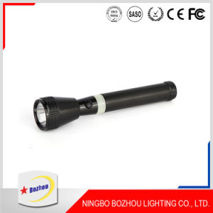 High Quality 3W Long Range Beam Rechargeable Torch pictures & photos