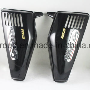 Guangzhou Proud Cg125 Side Cover Motorcycle Parts pictures & photos