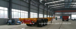 48 Feet 14.95 Meters Skeleton Container Semitrailer pictures & photos