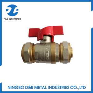 High Quality Valve Whit Butterfly pictures & photos