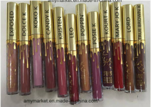 Kylie Birthday Edition Matte Liquid Lipstick 12 Color Single Piece
