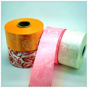 Wholesale Cheap Promotional Decorative Printed Ribbon Spool pictures & photos