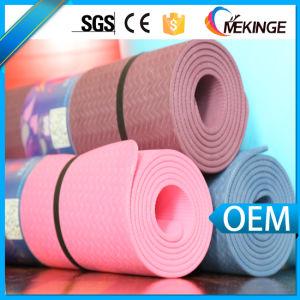 Do Not Fade Yoga Mat Bags Wholesale Custom TPE Yoga Mat