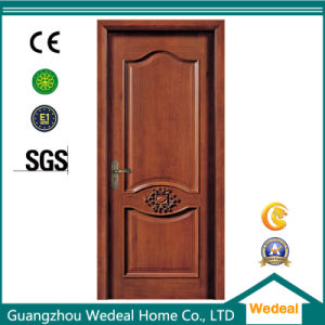 Guangzhou Supply High Quality Wooden Interior Doors Projects pictures & photos