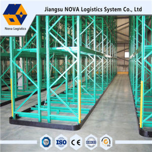 Very Narrow Aisle Pallet Rack with Ce Certificate pictures & photos