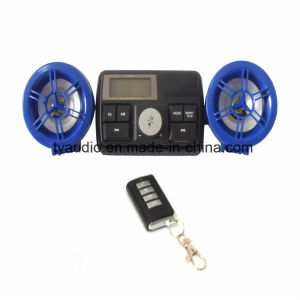 Waterproof Audio Raido USB SD Alarm Motorcycle Accessory pictures & photos