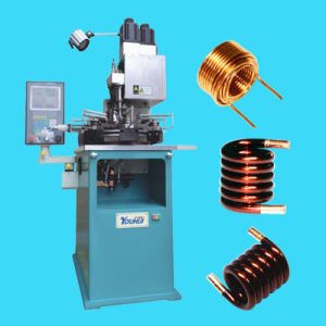 CNC Multi Axis Bobbinless Coil Winder for Heavy-Duty Air Core Coils by Round Wires pictures & photos