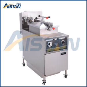 Electric or Gas Type 304 Stainless Steel Meat Deep Fryer of Catering Equipment pictures & photos