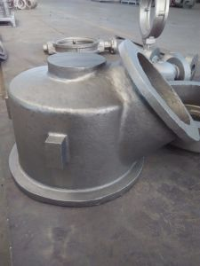 Pump Sand Cast Produced by Wuxi Foundry pictures & photos